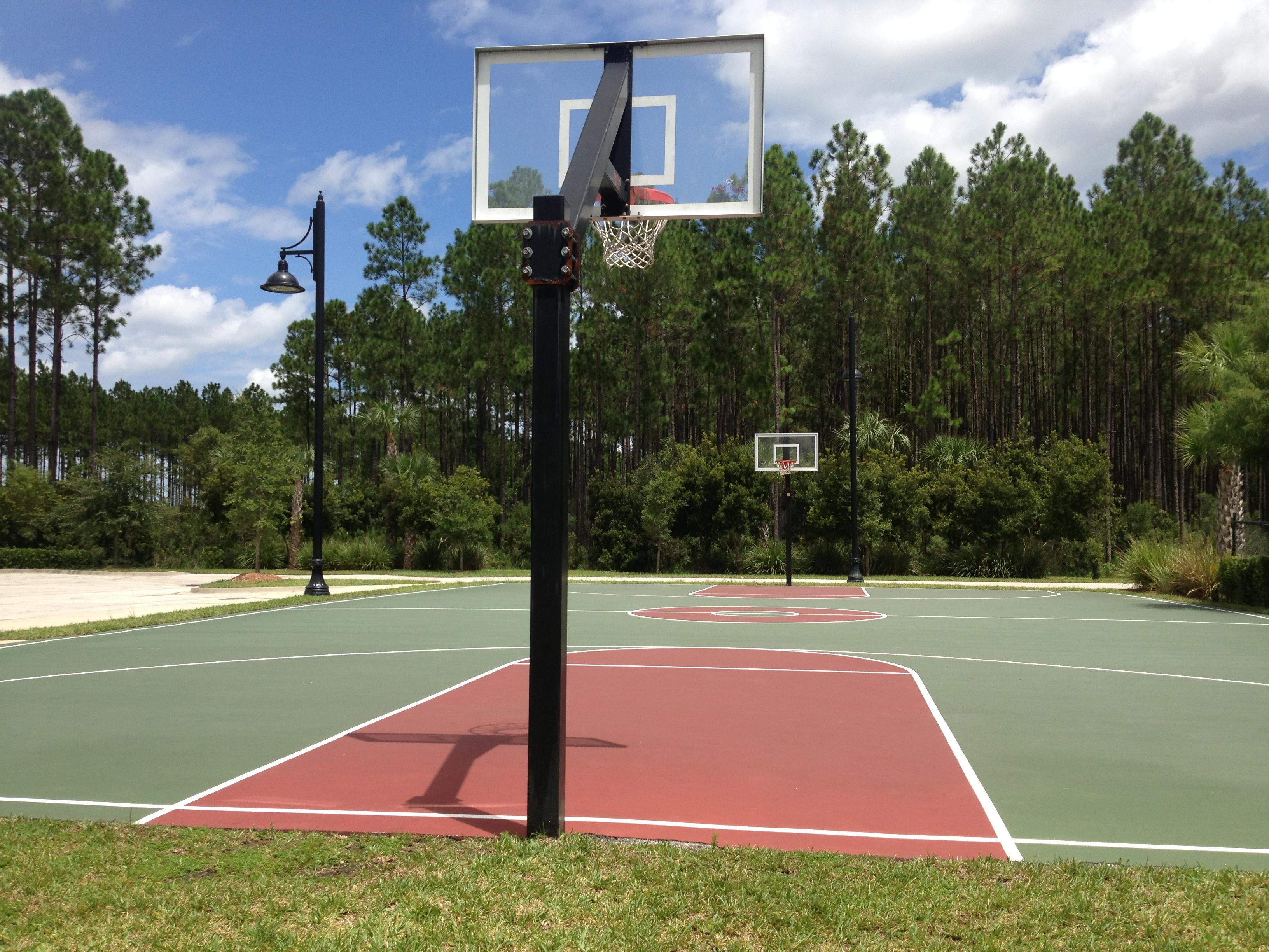 Playground & Basketball Court | Aberdeen CDD Neighborhood ...