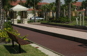 LHB Bocce Courts