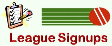 Bocce LEAGUE SIGNUPS