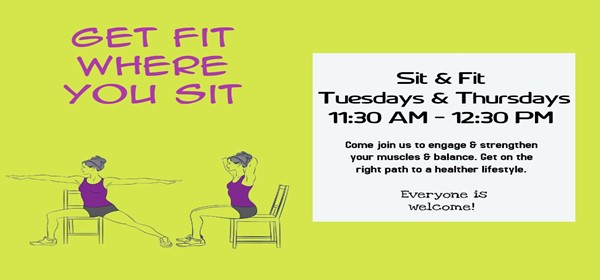 Sit and Fit