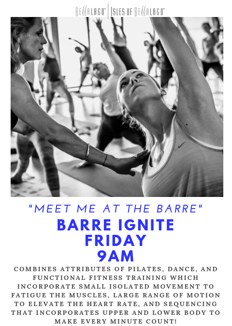 Barre Ignite
