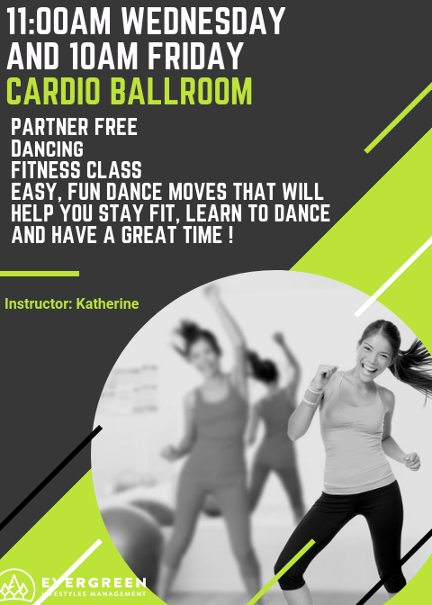 Cardio Ballroom