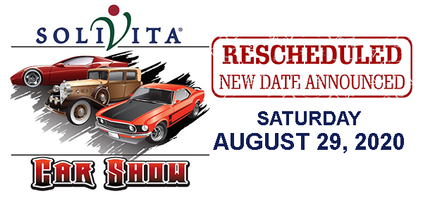 Solivita Car Show - New Date